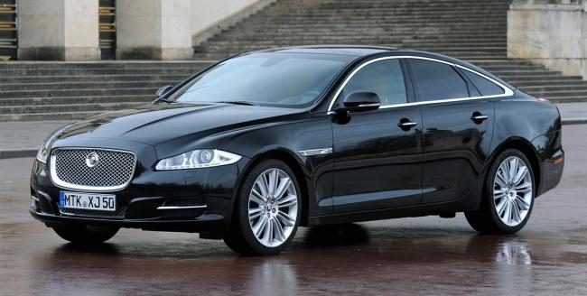 Мировая премьера специальной версии Jaguar XJ Sentinel пройдет в России