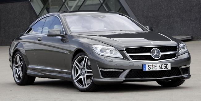 Mercedes-Benz представит CL63 AMG и CL65 AMG в Москве