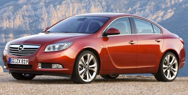 В России начались продажи дизельной версии Opel Insignia