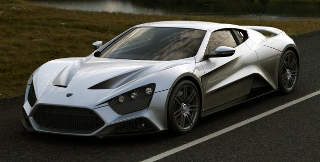 Объявлена стоимость датского суперкара Zenvo ST1