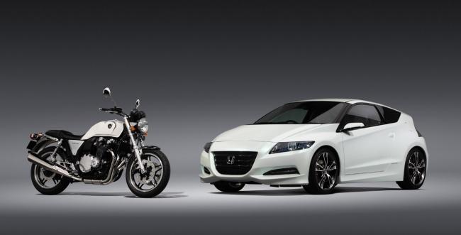 2009 Honda CR-Z Concept