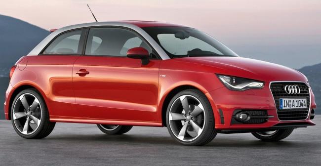 Российский дебют Audi A1 пройдет на московском стенде компании в августе