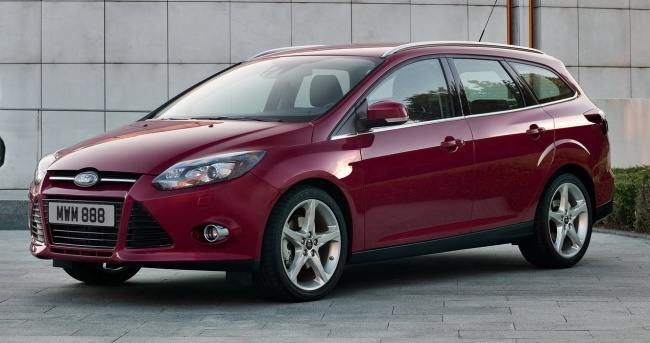 Стартовало производство Ford Focus нового поколения