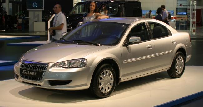 ГАЗ прекращает сборку Volga Siber