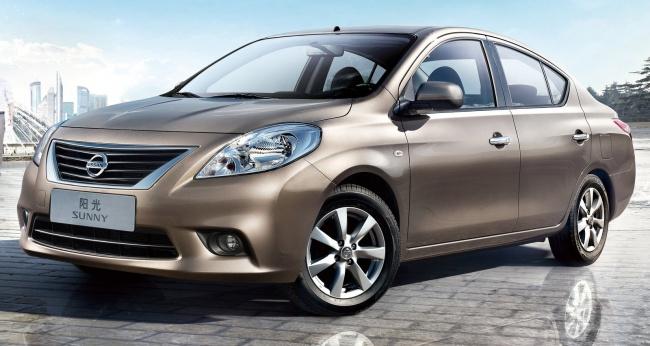 В Гуанчжоу состоялась премьера нового Nissan Sunny