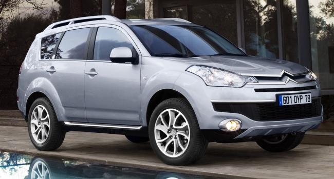 На калужском автозаводе наладили сборку Mitsubishi Outlander XL, Citroen C-Crosser и Peugeot 4007