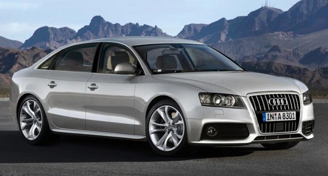 Audi A7 появится на московском автосалоне