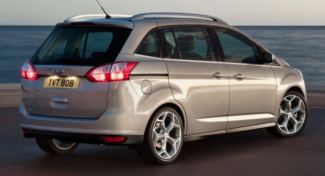 Опубликованы российские цены на Ford Grand C-Max