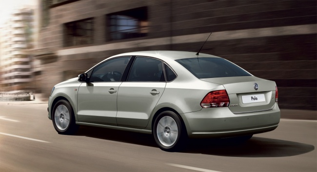 2010 vw polo sedan
