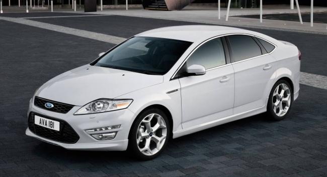 Московский дебют нового Ford Mondeo