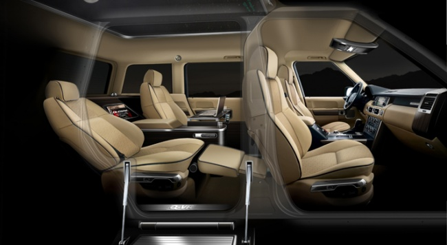 2010 Range Rover Q-VR Design Q