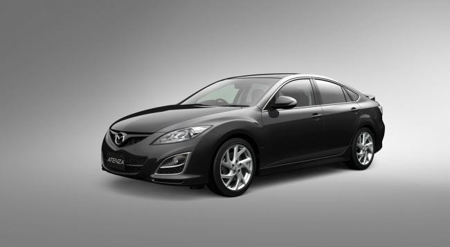 2010 Mazda 6 Atenza