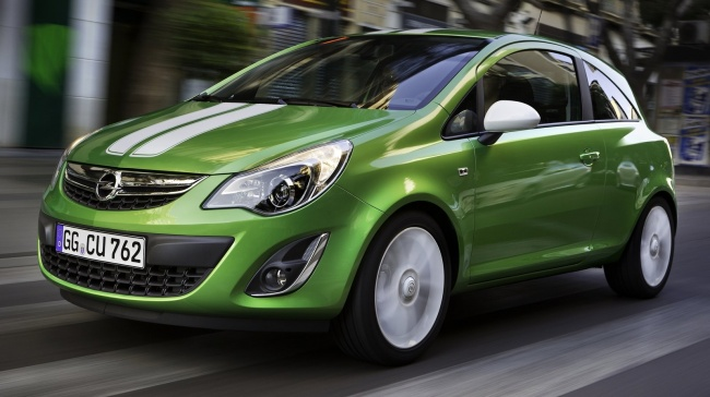Состоялась премьера обновленного Opel Corsa