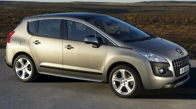 В августе пройдет российский дебют кроссовера Peugeot  3008