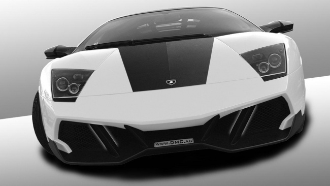 DMC Lamborghini Murcielago LP640 Quattro Veloce