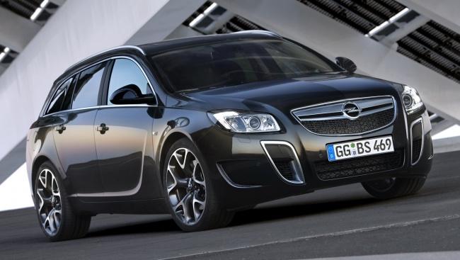 Стартовали российские продажи Opel Insignia OPC с АКПП