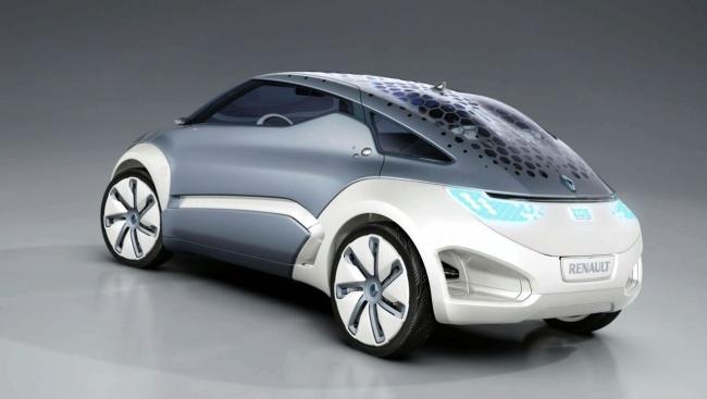 renault zoe zero emission ze concept