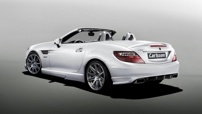 Mercedes-Benz SLK от Carlsson