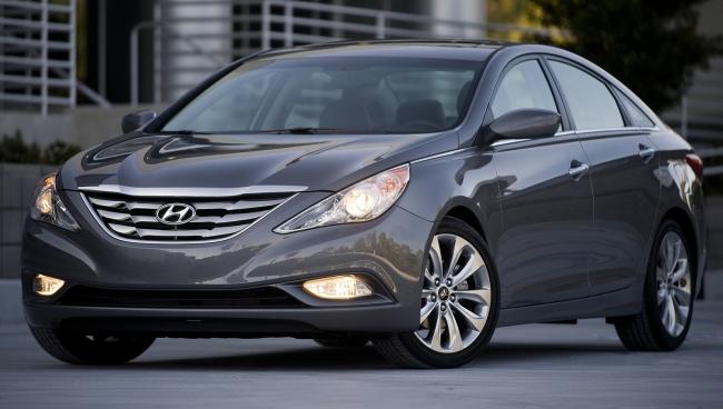 ММАС-2010: Российская премьера Hyundai Sonata