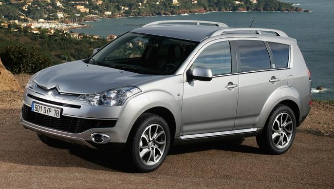 Сегодня стартовали продажи Peugeot 4007 и Citroen C-Crosser российской сборки
