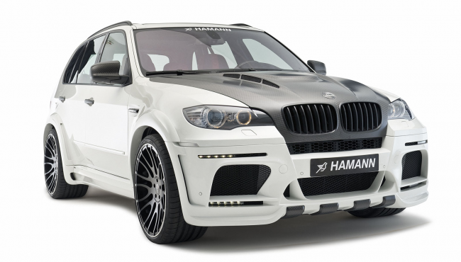 BMW X5M Flash Evo M от Hamann Motorsport