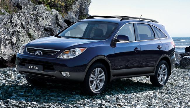 Стартовали продажи новой версии Hyundai ix55 в России