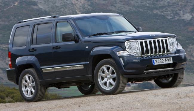 Объявлены акционные российские цены на внедорожники Chrysler