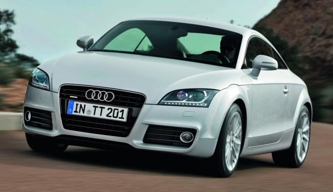 Объявлены цены на новый Audi TT Coupe в России
