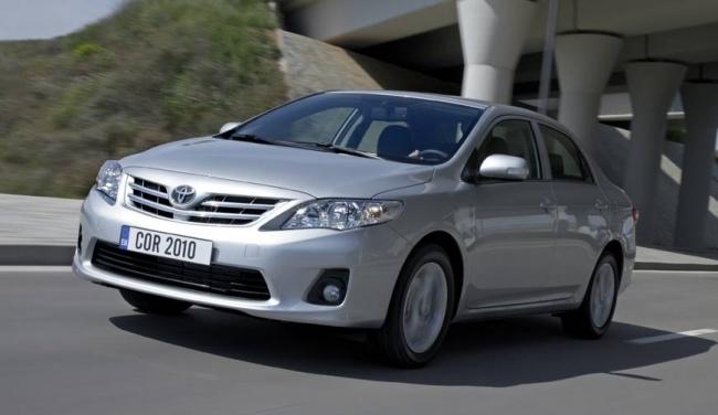 Обновленная Corolla будет собираться в России
