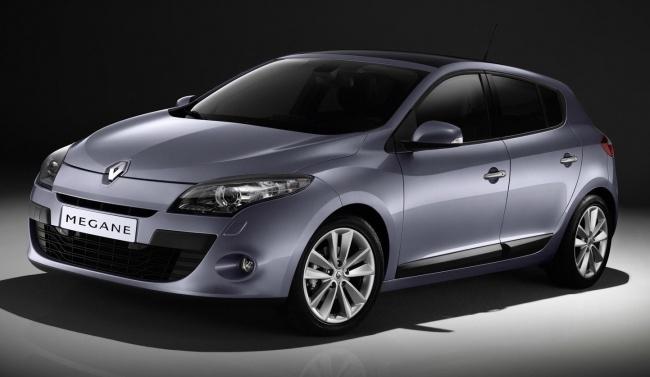Renault начинает собирать Megane и Fluence в России