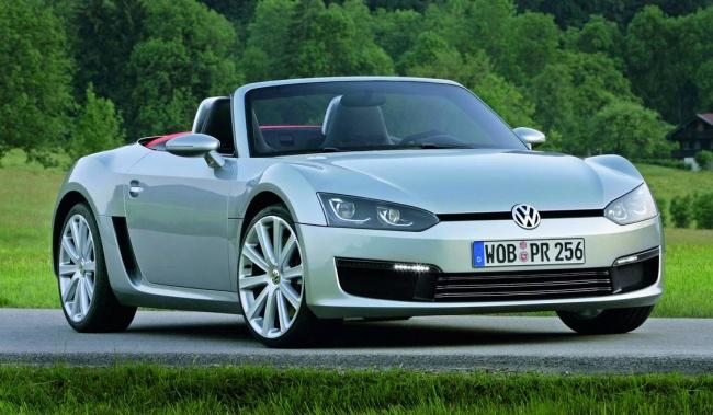 «Старый» новый кабриолет от Volkswagen