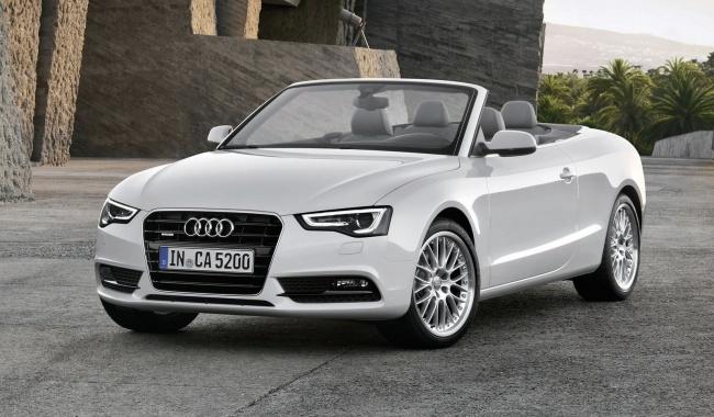 Представлена обновленная линейка Audi A5