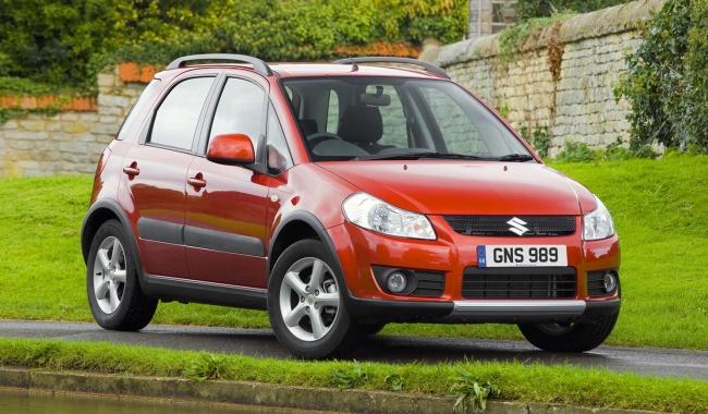 Стартовали российские продажи спецверсии Suzuki SX4