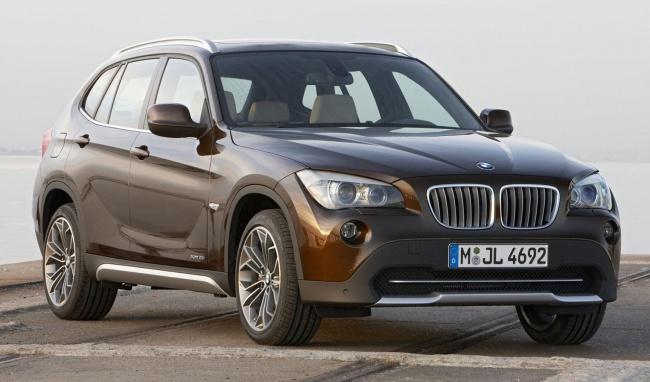 """Новые модели BMW будут собирать на """"Автоторе"""""""