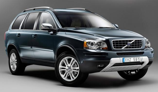 Volvo представит на ММАС-2010 новый XC90 Executive