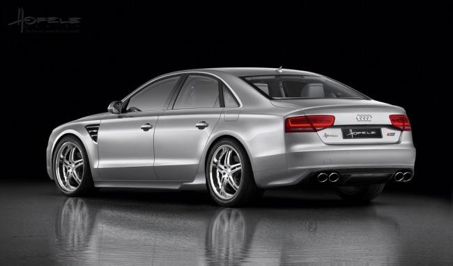 Hofele Design 2011 Audi A8