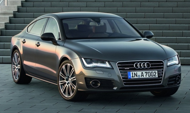Стали известны российские цены на Audi A7 Sportback