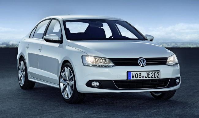 Европейская версия Volkswagen Jetta выходит на рынок