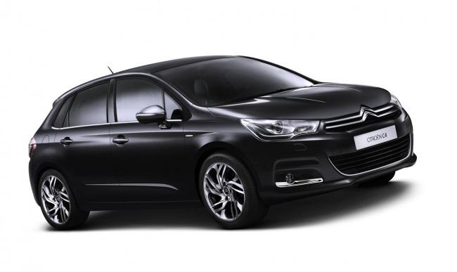 В Калуге запущено производство обновленного Citroen С4