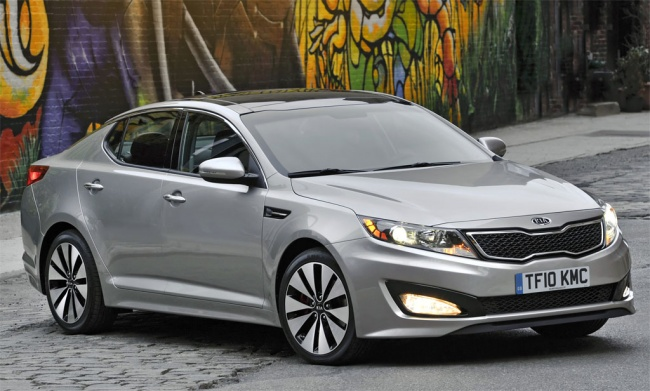 2011 kia optima magentis