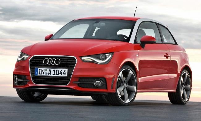 Стартовали российские продажи Audi A1