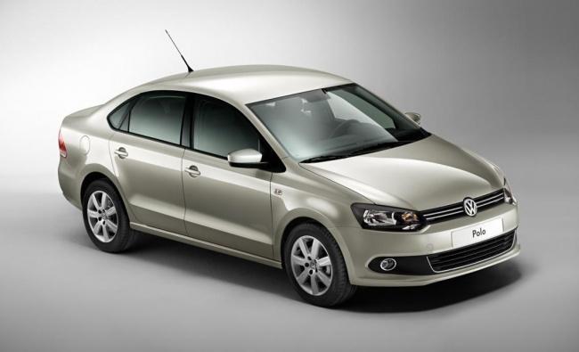 В Москве пройдет премьера Volkswagen Polo Sedan 2010