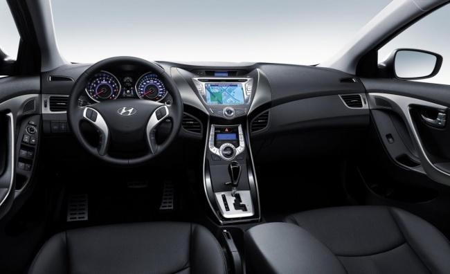 2011 Hyundai Elantra / Avante