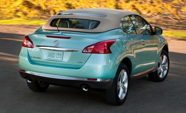 L.A. Auto Show - 2010: Nissan Murano CrossCabriolet