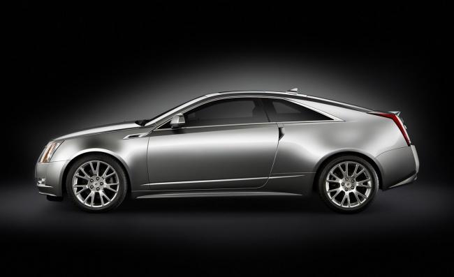 Cadillac приступила к сборке CTS Coupe 2011