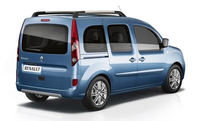 Официально представлен новый Renault Kangoo