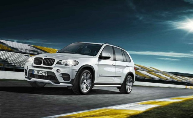 2011 bmw x5 x6 performance