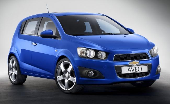 Новый минивэн Chevrolet Orlando будет продаваться в России
