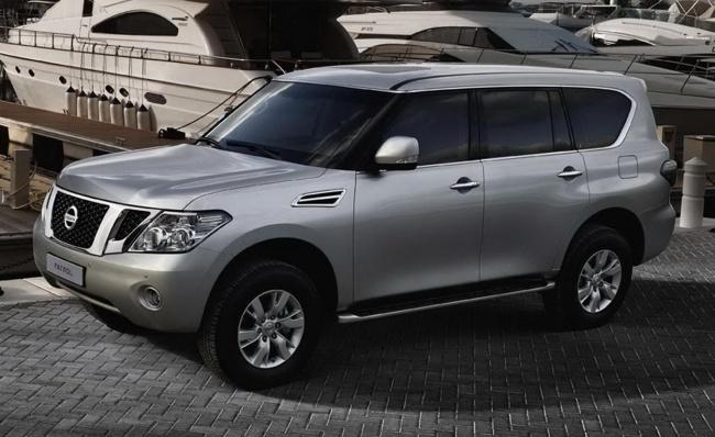 Новое поколение Nissan Patrol дебютирует в Москве