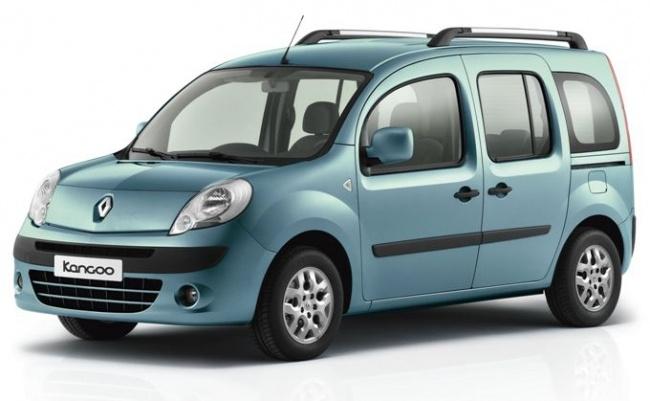 Renault начал продажи нового Kangoo в России